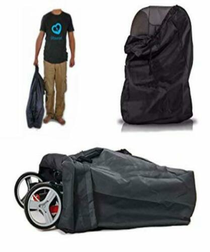 Liltourist Air Travel Bag for Standard /& Double Buggys in Black BRAND NEW