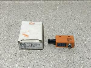 IFM EFECTOR FIBER OPTIC AMPLIFIER OK5008 OKF-FPKG *BRAND NEW*