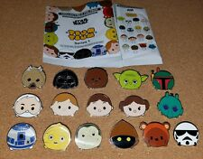 Disney Pins Star Wars Tsum Tsum Mystery Set COMPLETE Free Shipping