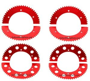 59 Tooth Go Kart Sprocket #35 Chain Sprocket Sprocket Aluminum Go Kart Racing