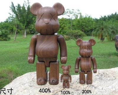 Rosewood  Wooden bear //hand-made//collection