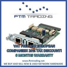 Cisco VIC2-2BRI-NT/TE Voice Module NEW SEALED voice 2x ISDN BRI interfaces