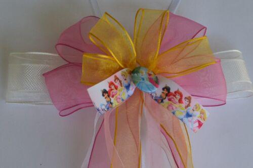 Prinzessin Schultütenschleife Zuckertütenschleife Disney Cinderella Belle