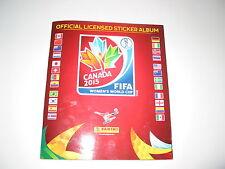 5 Panini Sticker Fußball WM der Frauen 2015 in Canada