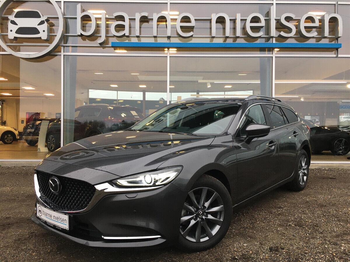 Mazda 6 Billede 6