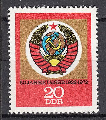 Ddr 1972 Mi 1813 Postfrisch ** Mnh Warm Und Winddicht Nr