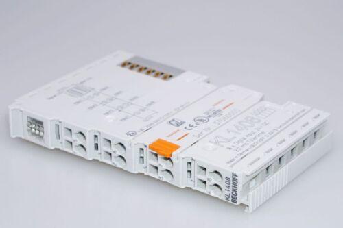 BECKHOFF Digital-Eingangsklemme 8-Kanal Typ KL1408 24VDC