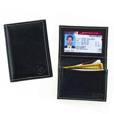Lewis N Clark Mens Card ID Holder Leather RFID Blocking Wallet Card Security
