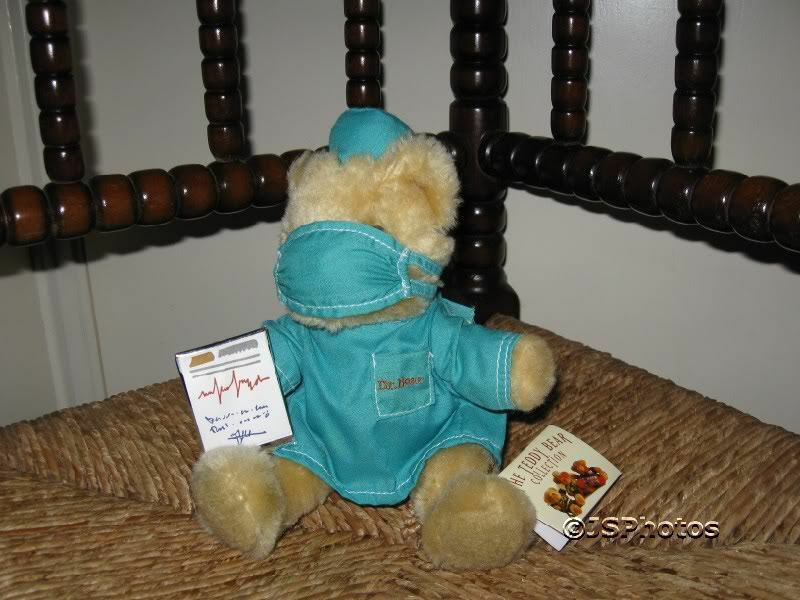 Teddy Bear Collection UK Dr Christian the Surgeon