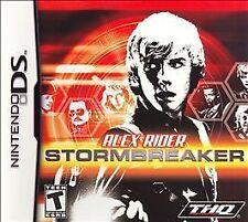 Alex Rider: Stormbreaker (Nintendo DS, 2006) game cartridge only- no case