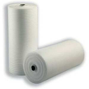1x Jiffy Foam Wrap Roll Size 750mm x 50m Underlay Packing Wrapping Packaging 3636833248172