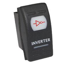 Inverter 268r Rocker Switch 12 Volt Gmc Silverado Escalade Tundra Universal O