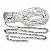 Lewmar 69000332 Premium 3-strand Rode 150' X1/2 Rope 10' X1/4 Chain on sale