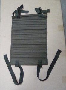 Ex MOD Clansman PRC320 Mounting bracket long