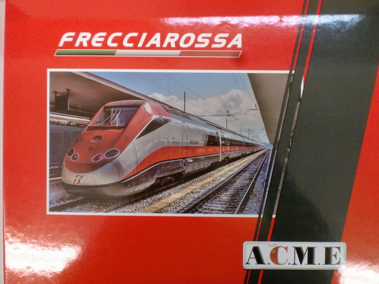 ACME 70100 - ERT 500 FS FRECCIAROSSA 2 LOCO + 2 VETTURE EP. VI HO