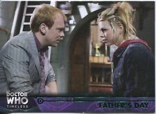 Doctor Who Timeless Green Parallel Base Card #78 The Doctor/'s Wife