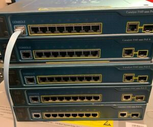 Cisco-WS-C3560-8PC-S-8-Ethernet-10-100-ports-1-dual-purpose-10-100-1000-Switch