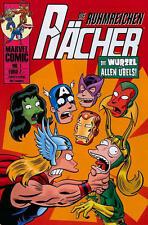 La gloriosa Vengadores #1 Simpsons-Special en exclusiva salida Comic Action Variant