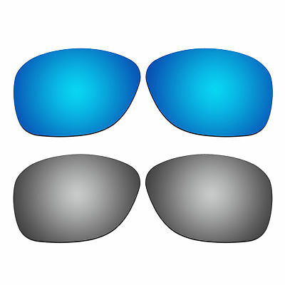 She/'s Unstoppable OO9297 2.0mm Thickness Polarized Replacement Lenses Black for