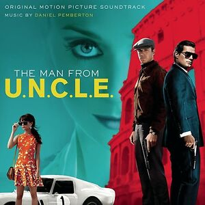THE-MAN-FROM-U-N-C-L-E-ORIGINAL-MOTION-PICTURE-S-CD-NEW-VARIOUS