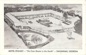 Savannah-GEORGIA-Motel-Stanley-ROADSIDE-ADVERTISING