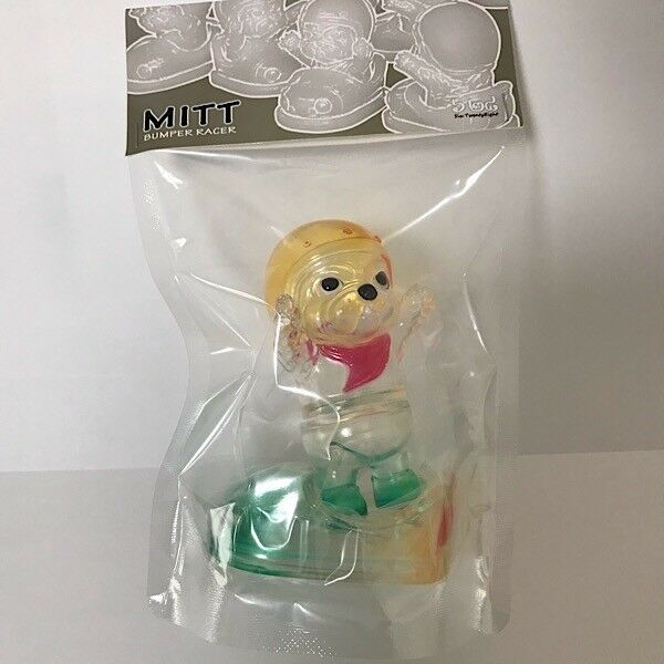6 28 Six Twenty Eight INVISIBLE MITT BUMPER RACER sofubi sofvi bulldog figure