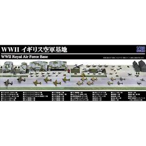 PIT-ROAD-1-700-SPS-Series-WW-oU-Royal-Air-Force-Base-Model-Kit