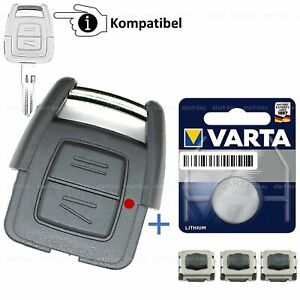 Opel-Zafira-A-Vectra-B-Omega-B-Astra-G-Frontera-Schlussel-Ersatz-Gehause-repair