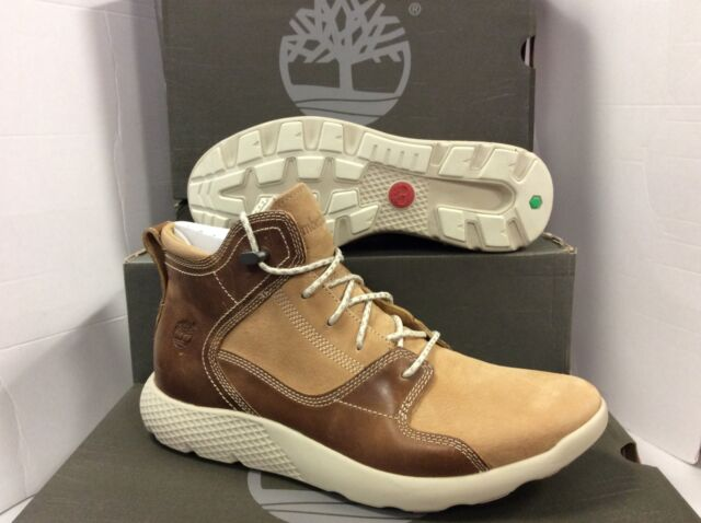 3558cd4078573 Timberland A1K9R Freeroam Chukka Mens Boots Shoes, Size UK 10.5 / EUR 45