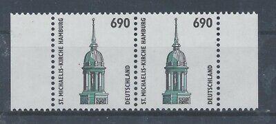 Intellektuell Bund 1860 Postfrisch / Paar Mit Rand (14852) ...................................
