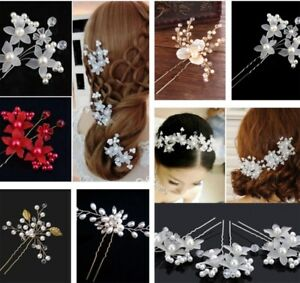 2-pcs-lot-Hair-Pins-Wedding-For-Pearl-White-Bride-Hair-Ornaments-Hair-Clips