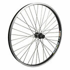 Bicycle Wheel Rear 26x1.5 559x24 Wei Dm30 Black 36 Alloy 8-10-speed Cassette MTB