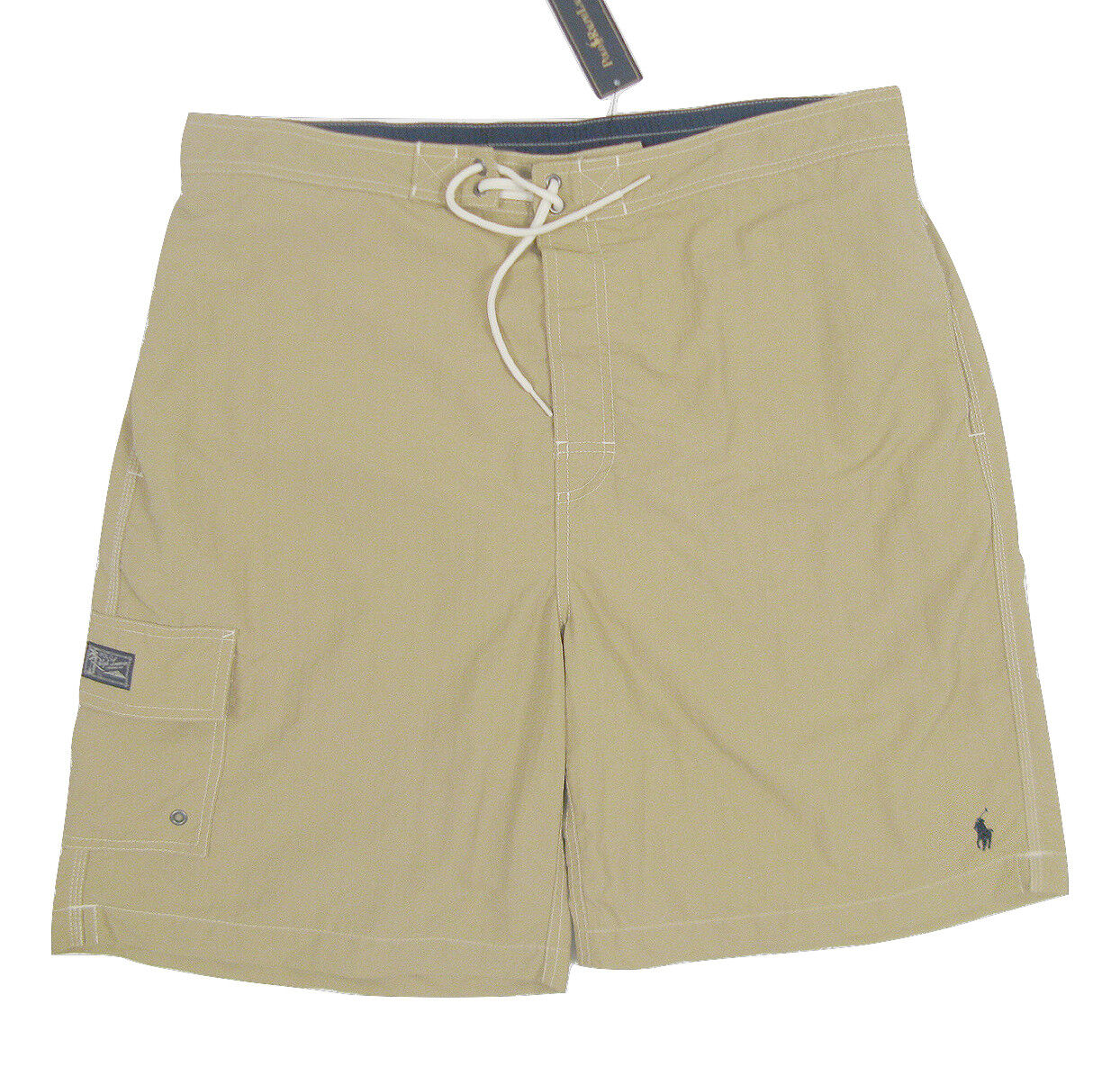 NEW Polo Ralph Lauren Swim Shorts (Trunks) (Bathing Suit)   Polo Player on Front