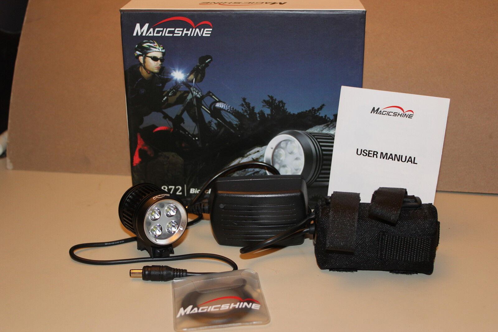 【Hot 】MagicShine MJ-872 1600 Lumen Bike Led Light Light Led d59dd2
