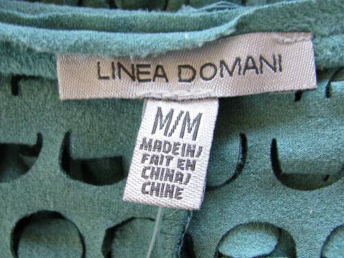 Linea Domani Tunika 2pc Tank Satz Blau Ausgeschnitten Damen Blaugrün Bluse rrxZfWdq