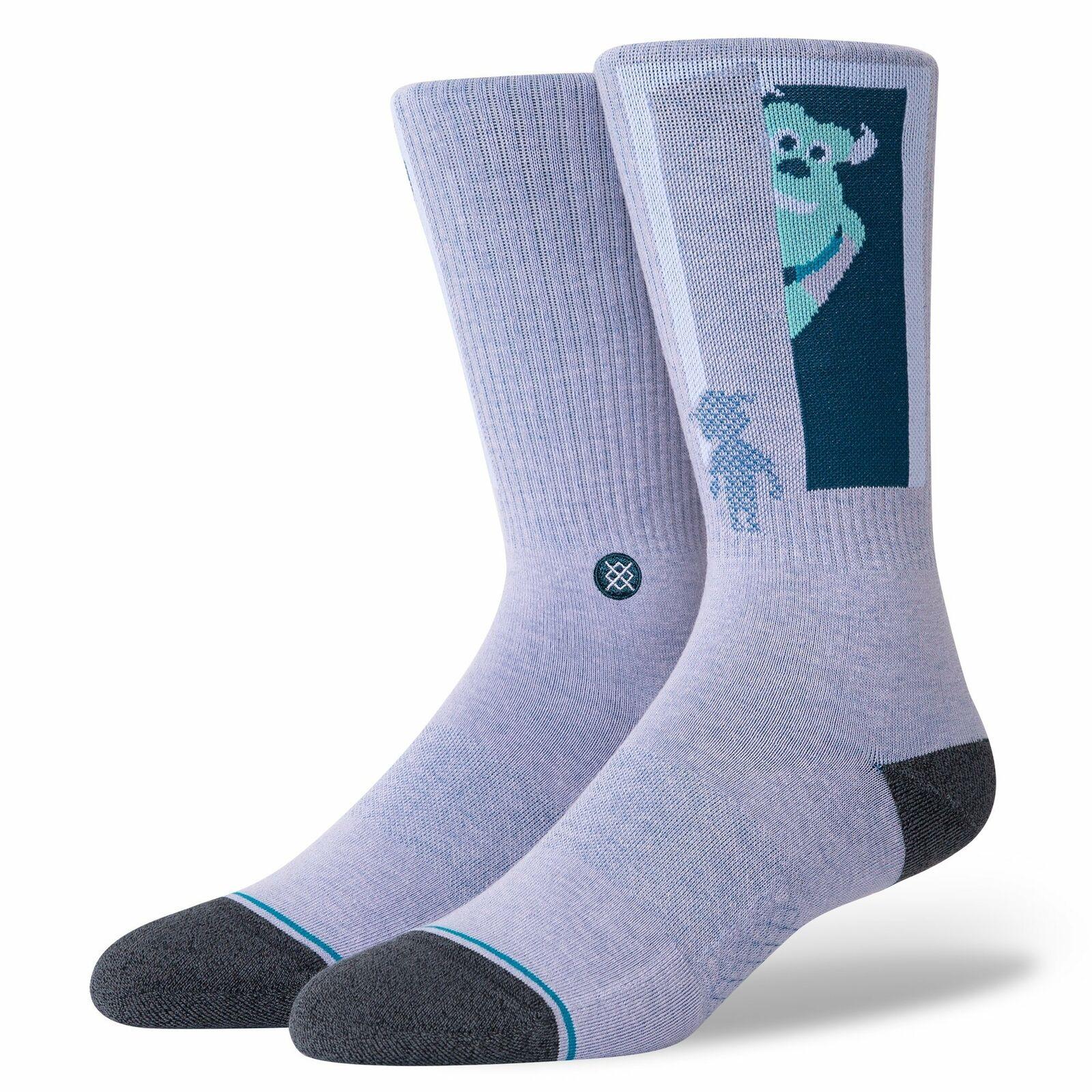 Stance Sully Bo Pixar Socken M L Geschenk Lustig Disney Monster Süss