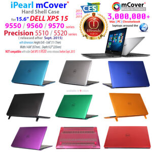 mCover-HARD-Shell-CASE-for-15-6-034-Dell-XPS-15-9550-9560-9570-Precision-5510-5520