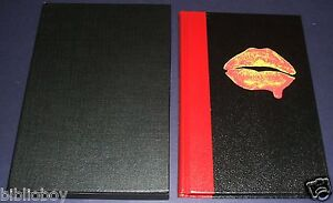 Signed-Limited-First-edition-of-The-Blood-Kiss-by-Dennis-Etchison-Scream-Press