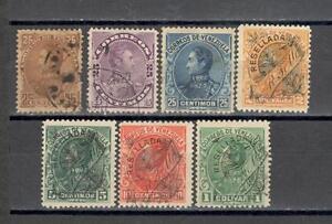 R8313 - Venezuela 1900 - Lotto Bolivar - Vedi Foto
