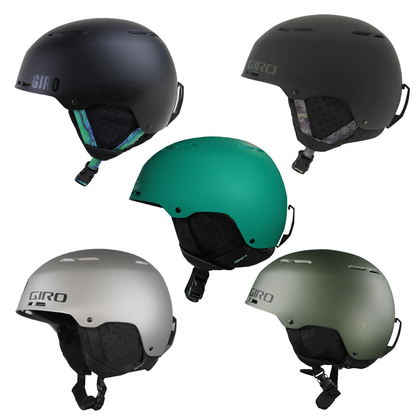Giro Combyn Men's Ski Helmet Snowboard Helmet Helmet New