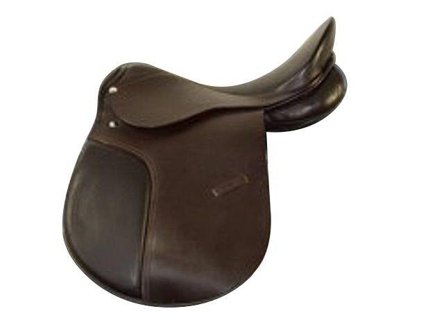 Campale Versatility Saddle Real Leather Horse Saddle Saddle Saddle Brown