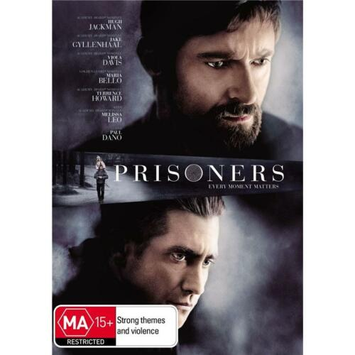 1 of 1 - PRISONERS : NEW DVD : Hugh Jackman