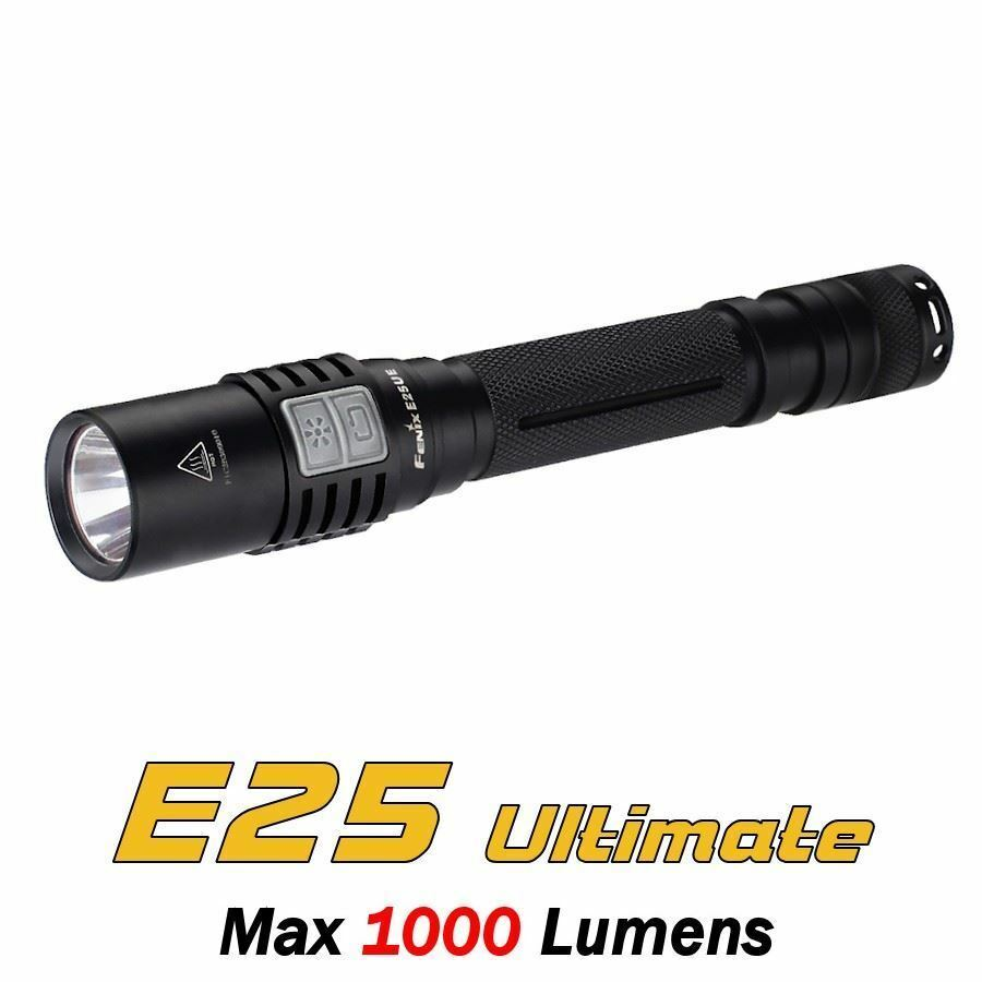 Fenix E25 E25 Fenix Ultimate Edition Torch - 1000 Lumen 4c9a5e