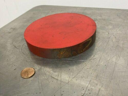 4-3//4 in diameter x 3//4 in Thick 1045 HR Steel Round Rod