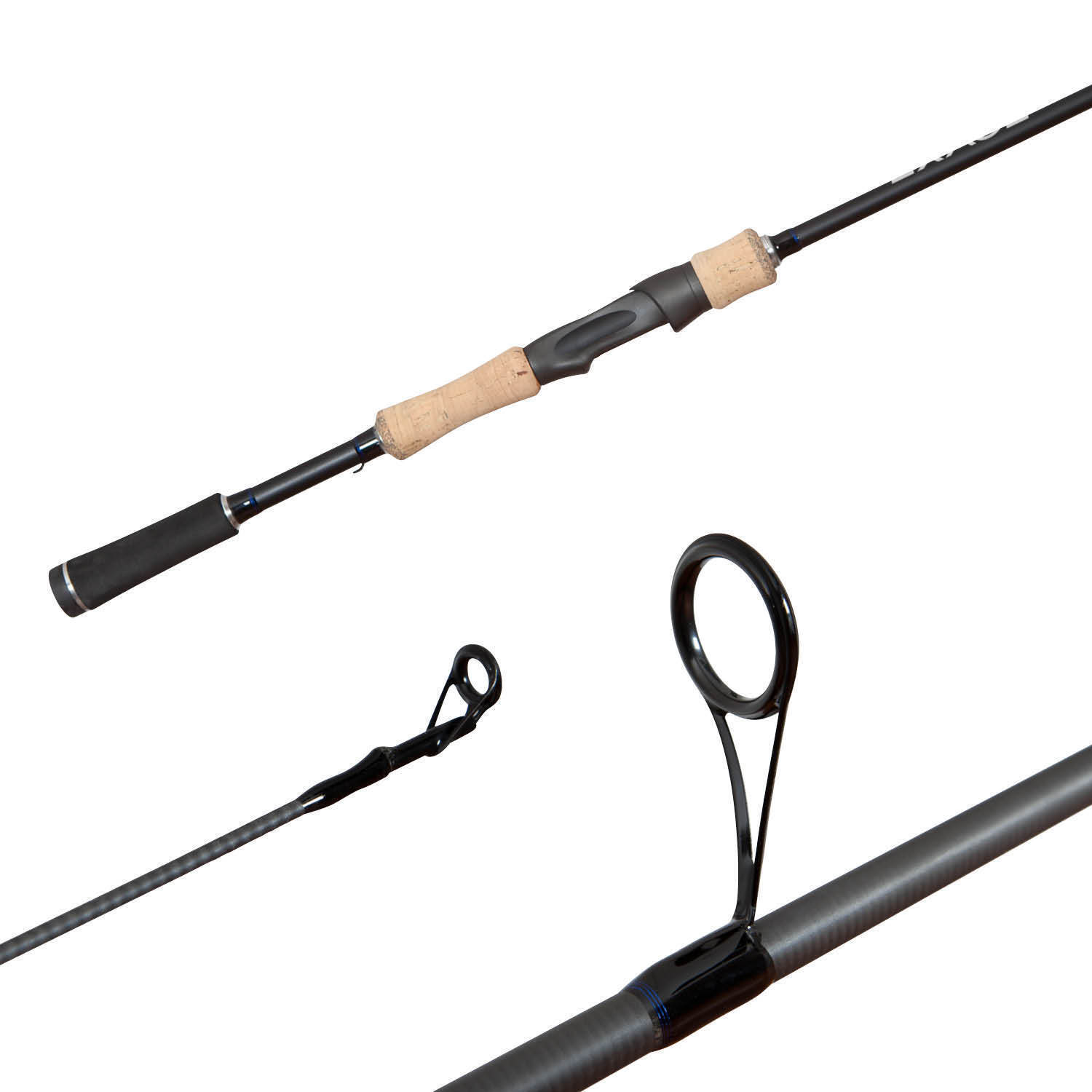 Shimano Exage Spinning 6'8  Med 1-Piece  Rod XAS68M - FREE SHIPPING -  official quality