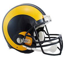 e5e2b88be La Rams 2017 Riddell NFL Mini Speed Football Helmet for sale online ...