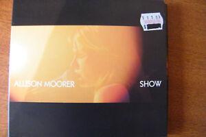 CD-DVD-Allison-Moorer-Show-2-Discs-In-Digipak