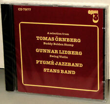 Opus 3 CD 7977 Jazz Sampler - Ornberg Lidberg Etc. - Sweden OOP 1995