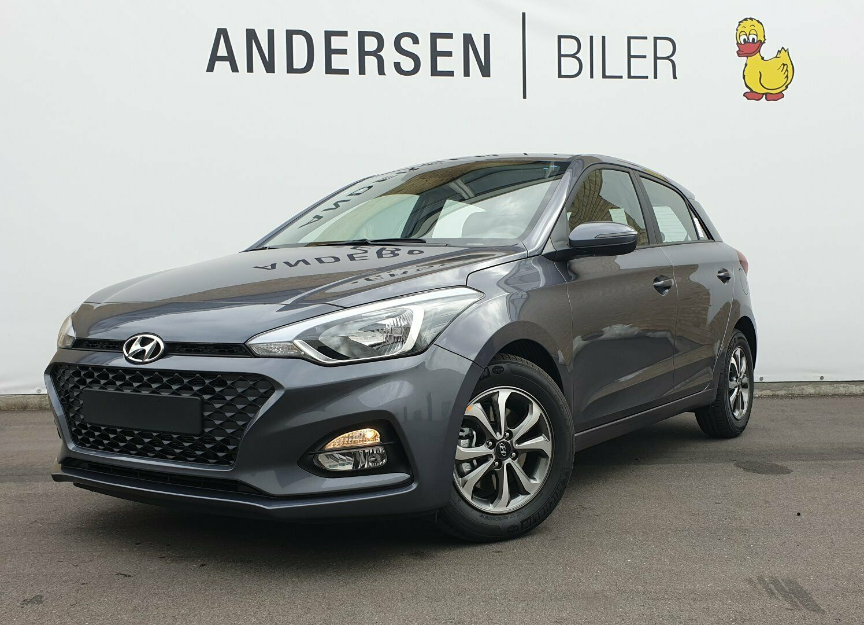 Hyundai i20 1,0 T-GDi Style DCT 5d - 185.990 kr.