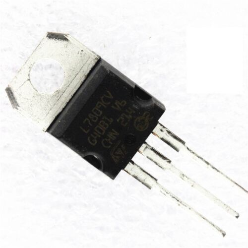 50PCS L7809CV L7809 LM7809 ST TO-220 Voltage Regulator IC 9V 1.5A